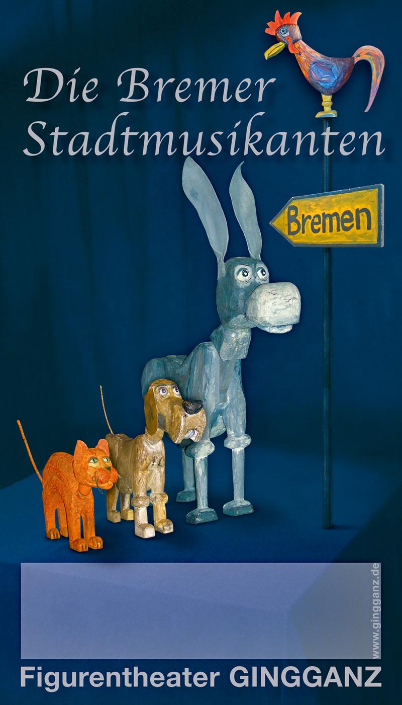 Die Bremer Stadtmunsikanten