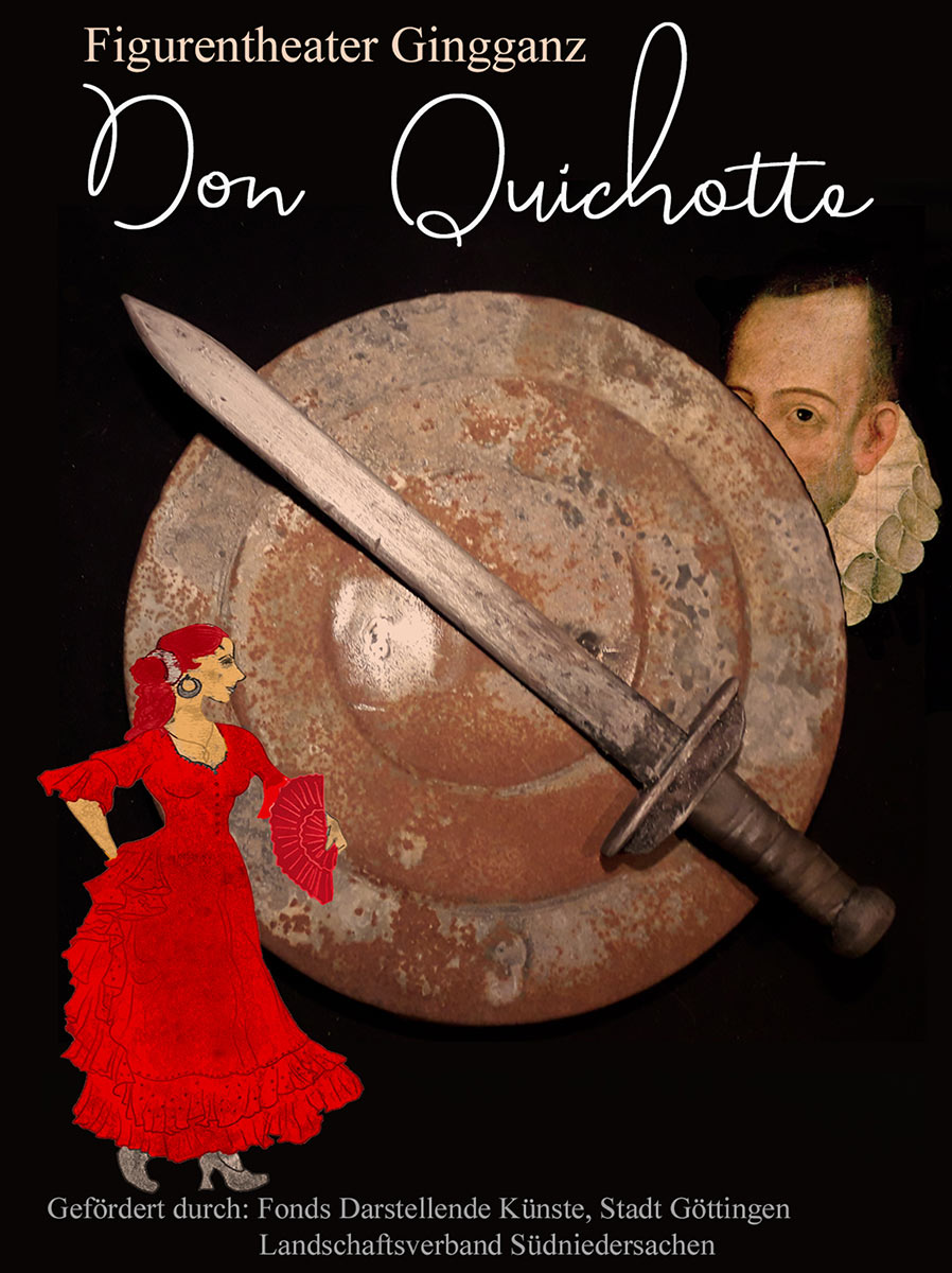 Plakat Don Quichotte
